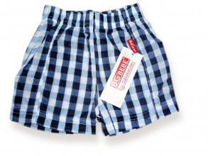 Панталон синьо каре цена 11,50лв. 1425374557