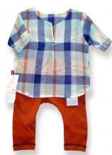 Памучна риза ПОРТОКАЛ цена 15,00лв. 1481776432