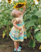Слънчева  рокля за лятото цена 25,00лв. 1301160071