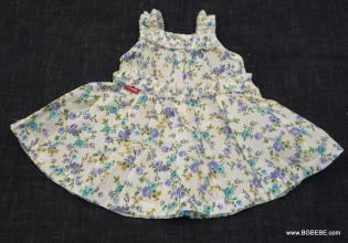 Нежна рокля с цветя цена 25,00лв. 1629609929
