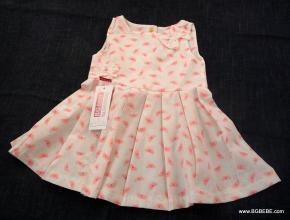 Лека памучна рокля с динички цена 25,00лв. 884575648