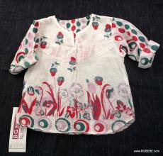 Лека памучна риза  за момиче цена 15,00лв. 1864806609
