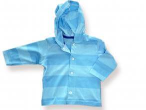 Жилетка синьо райе цена 15,00лв. 810168078