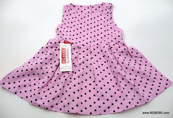 Ефирна  рокля на точки цена 25,00лв. 199219456