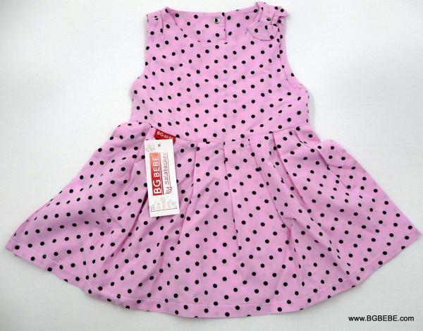 Ефирна  рокля на точки цена 25,00лв. 678061286
