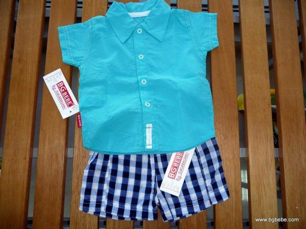 Панталон синьо каре цена 11,50лв. 2130233595