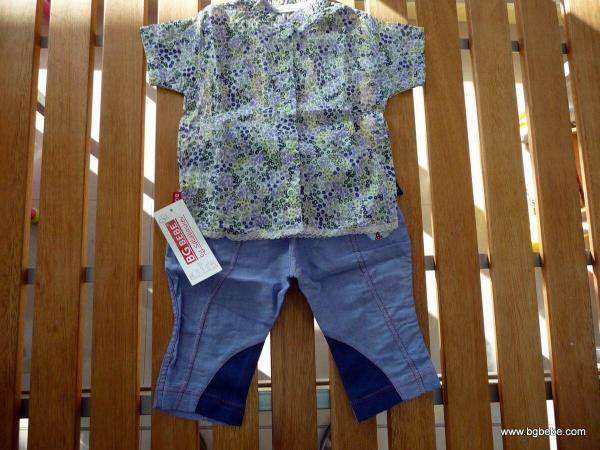 Панталон син брич цена 10,00лв. 1563177989