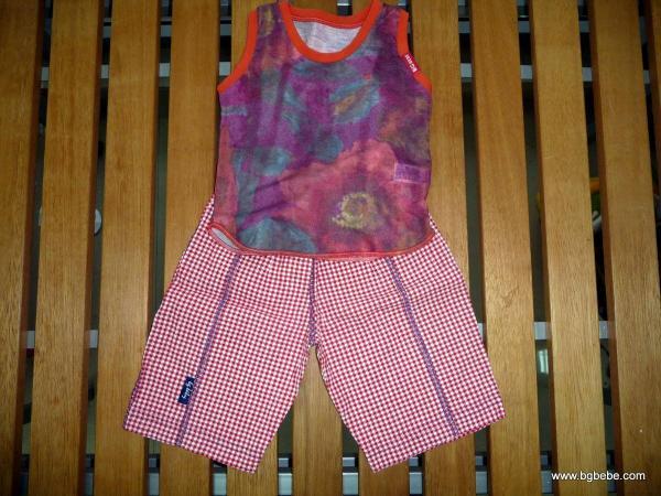 Панталон червено каре цена 9,75лв. 356990306
