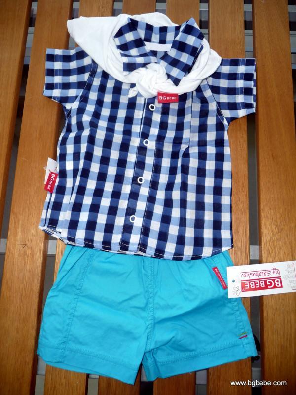 Риза синьо каре цена 15,00лв. 456436372