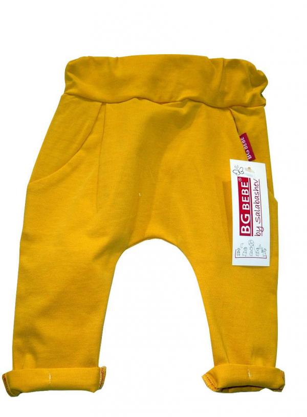 Трикотажен панталон ЛИМОН цена 12,00лв. 1752371607