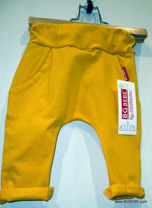 Трикотажен панталон ЛИМОН цена 12,00лв. 1568779483