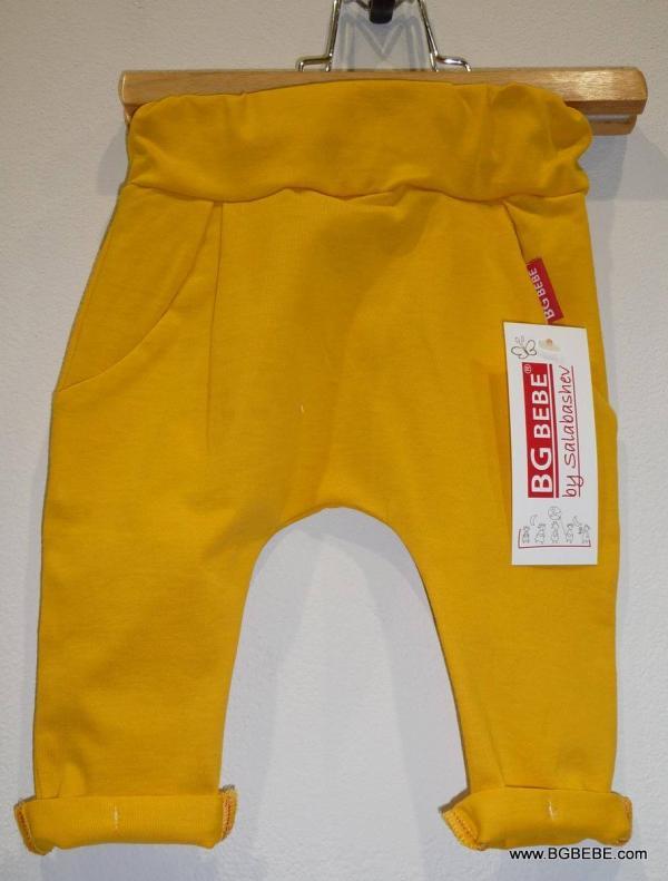 Трикотажен панталон ЛИМОН цена 12,00лв. 1489326122