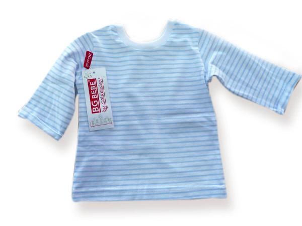 Блуза бяло синьо райе цена 10,00лв. 1619385414