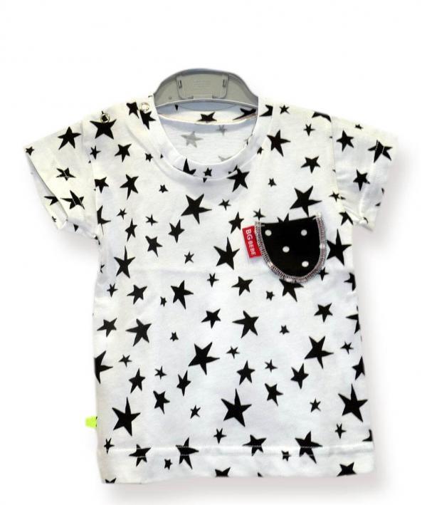 Ефирна тениска на звезди цена 8,50лв. 1490988466