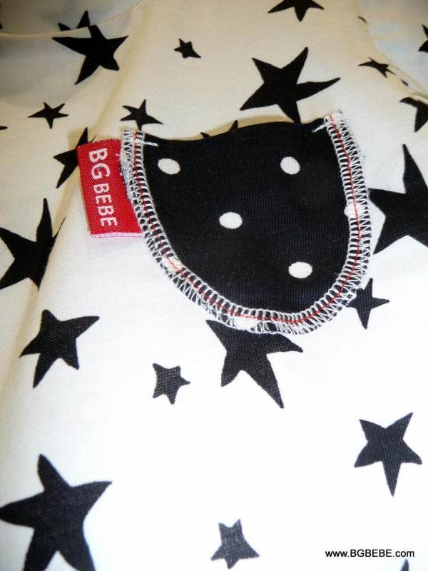 Ефирна тениска на звезди цена 8,50лв. 557093374