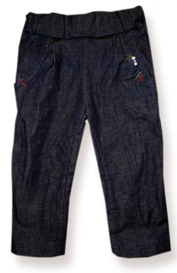 Лек дънков панталон цена 17,00лв. 184576433