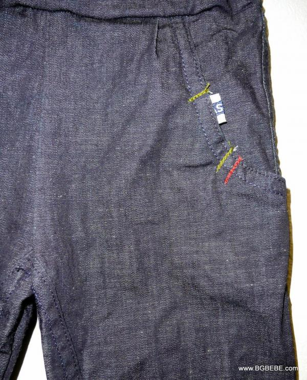 Лек дънков панталон цена 17,00лв. 114058219
