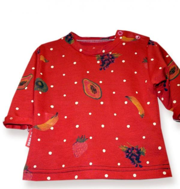 Блуза с плодове цена 10,00лв. 1351195880