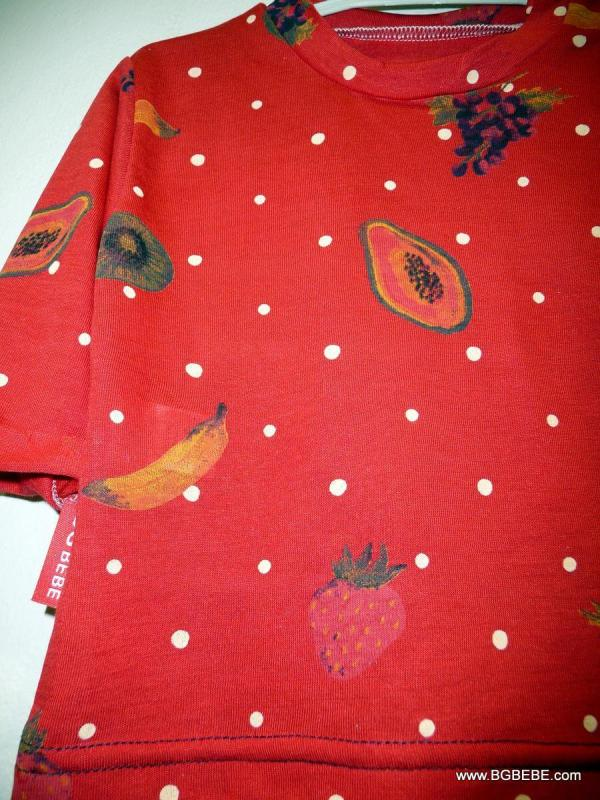 Блуза с плодове цена 10,00лв. 115175128
