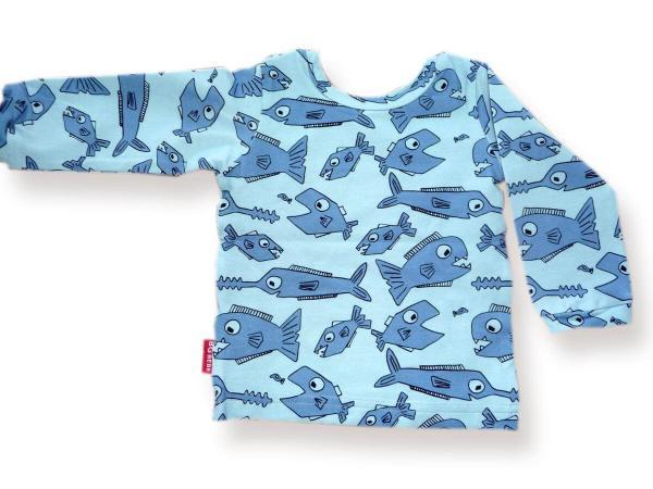 Блуза с риби цена 10,00лв. 1555742117