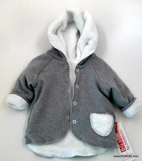 Бебешко меко палтенце цена 25,00лв. 729778332