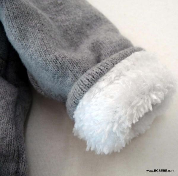 Бебешко меко палтенце цена 25,00лв. 495694510