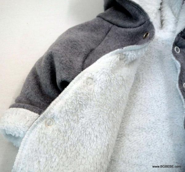 Бебешко меко палтенце цена 25,00лв. 999687978