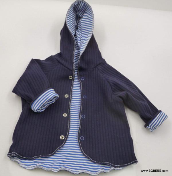 Панталон от памучен рипс в тъмно синъо цена 12,00лв. 1344453566