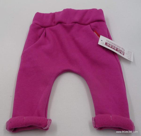 Панталон от триконечна вата в свежо розово цена 13,00лв. 92362143