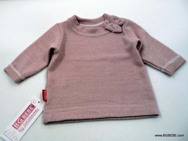 Блуза от плетиво с панделка цена 13,00лв. 1054588825