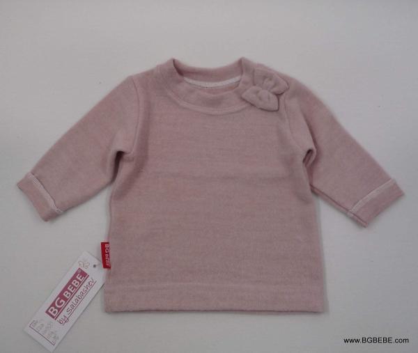 Блуза от плетиво с панделка цена 13,00лв. 860177093