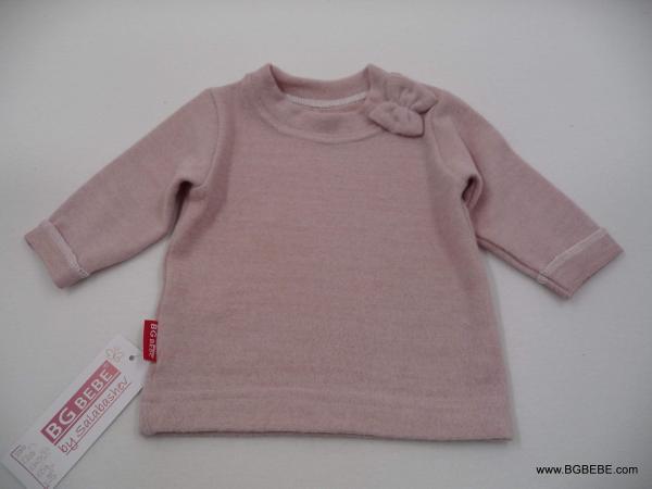 Блуза от плетиво с панделка цена 13,00лв. 592598414