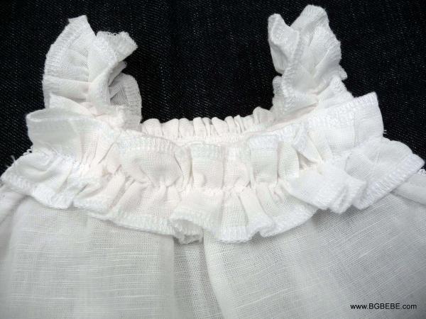 бяла рокля с презрамки цена 25,00лв. 985531967
