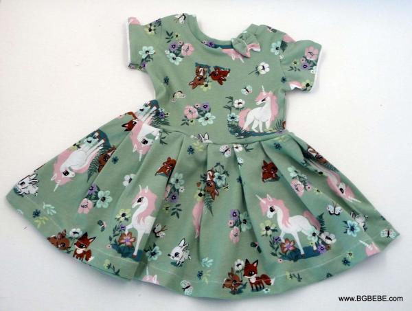 Трикотажна рокля с еднорог цена 25,00лв. 617489096