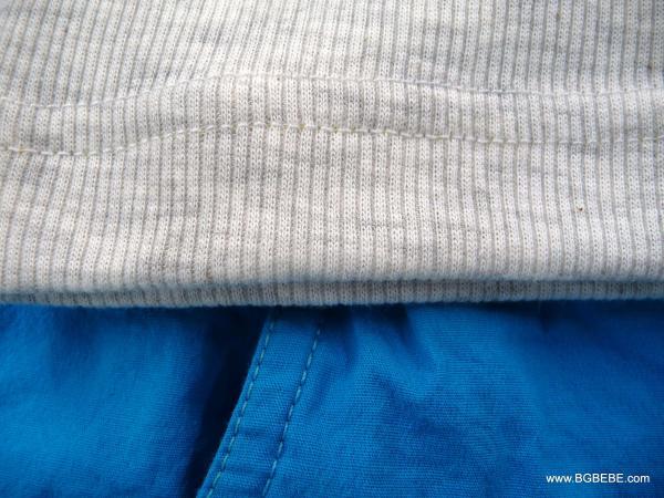 Комплект с блуза от памучен рипс цена 25,00лв. 544091083