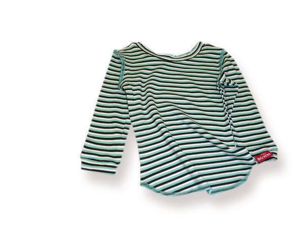 Блуза зелено райе цена 7,00лв. 455187705