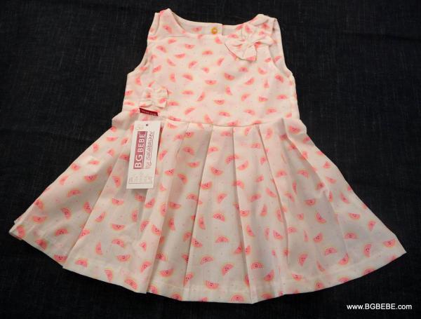 Лека памучна рокля с динички цена 25,00лв. 660953193