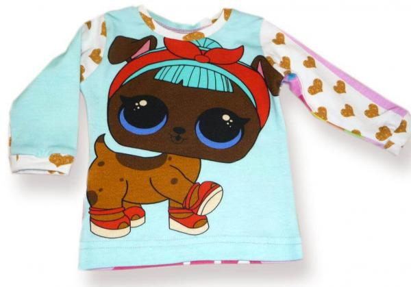 Блуза с пъстра щампа цена 15,00лв. 1109298614