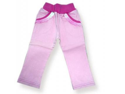 Панталон розов деним цена 15,00лв. 411266749