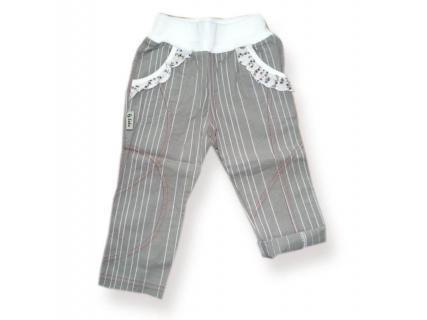 Панталон избелен памук райе цена 15,00лв. 1575852043